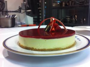 Chef's cake