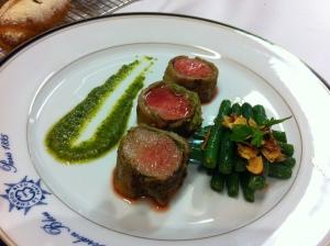 Chef's lamb